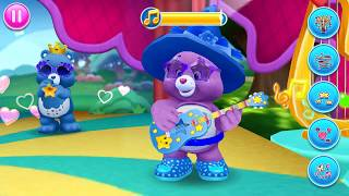 care Bears Music Band‏, Play Musical With Colorful Bears - Baby Fun Games part-3
