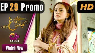 Is Chand Pe Dagh Nahin - Episode 29 Promo | Aplus ᴴᴰ Dramas | Zarnish Khan | Pakistani Drama