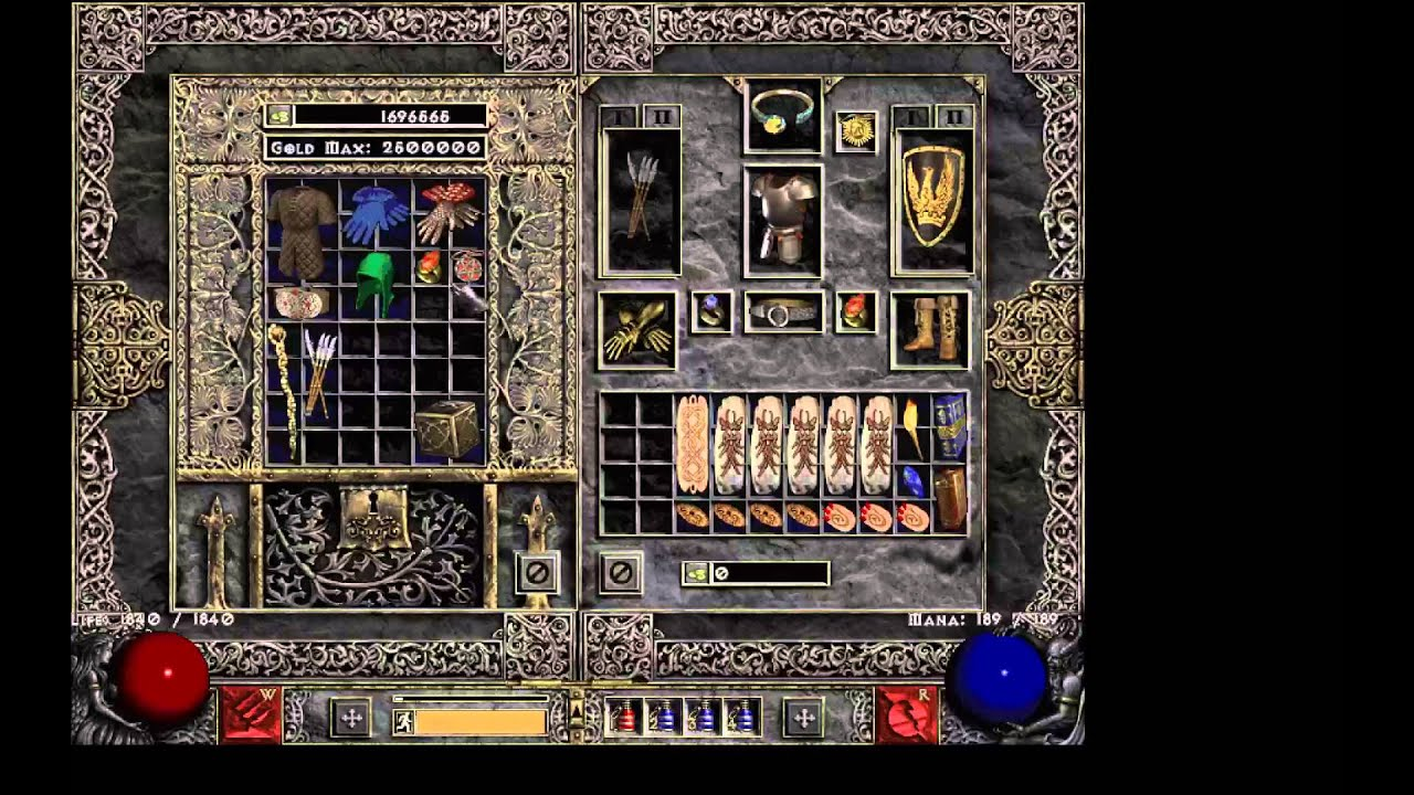 Diablo 2 hardcore build adult picture