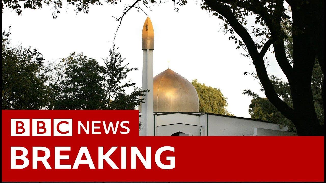 Christchurch shootings: New Zealand mosque shootings kill 49 - BBC News