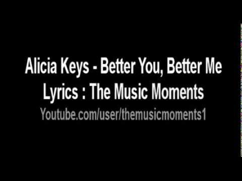 Alicia Keys – Feeling U, Feeling Me (Interlude) Lyrics ...