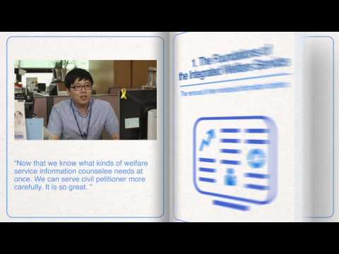 2014 UN Public Service Awards Category 3 Winner - Republic of Korea
