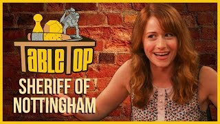 Sheriff of Nottingham: Ashley Clements, Derek Mio & Meredith Salenger on TableTop S03E07