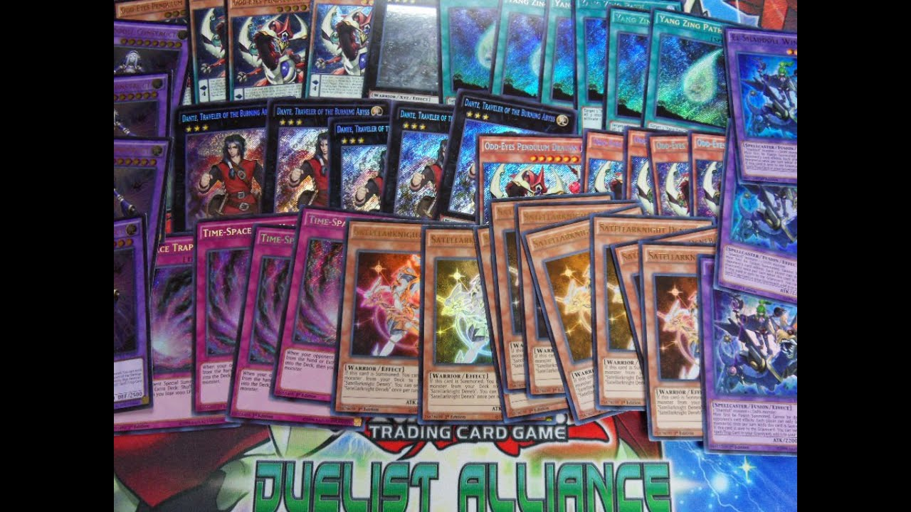 Yugioh Duelist Alliance Case Yugioh Duelist Alliance All