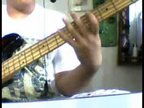 Ordinary girl-rebelution bass cover