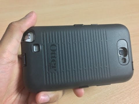 Otterbox Defender for Samsung Galaxy Note 2 Review