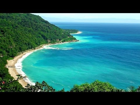 Those Relaxing Sounds of Waves - Ocean Sounds, 1080p HD Video with Tropical Beaches klip izle
