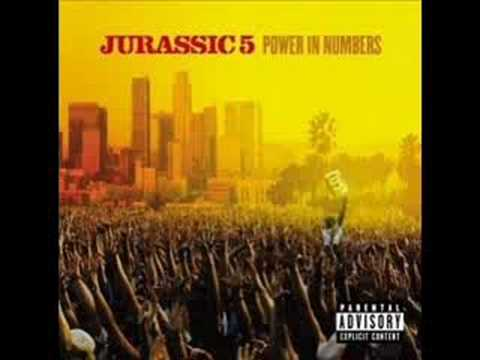 Jurassic 5- Whats Golden(lyrics) video