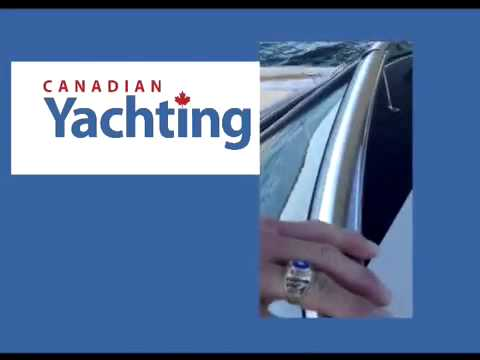 Tour the Chris Craft Launch36 with Canadian Yachting magazine's Andy Adams