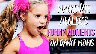 Mackenzie Ziegler 39 S Funny Moments On Dance Moms
