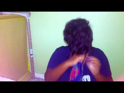 Curly Mohawk And How To Do The Same Hairstyle On Short Relaxed Hair