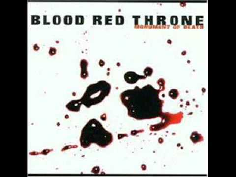 Blood Red Throne - Mary Wispers Of Death