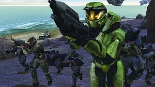 All Them Creepy Crawlies Coming Out - Halo: Combat Evolved [PART 2]