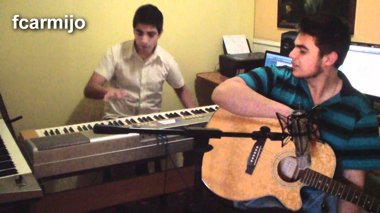 El Brillo De Mis Ojos Jesus Adrian Romero Tutorial - YouTube