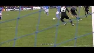 NAPOLI VS CHELSEA 3-1 CHAMPIONS LEAGUE