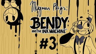 Fallen Angel - Mugman Plays Bendy and the Ink Machine - Part 3 (Feat. DARKBOX)