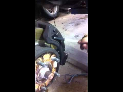 Preventable brake repair job – Ricky Ratchets London Ontario Brakes
