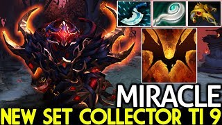 Miracle- [Shadow Fiend] New Set Collector Cache Ti 9 SF Mid Hard Game 7.22 Dota 2