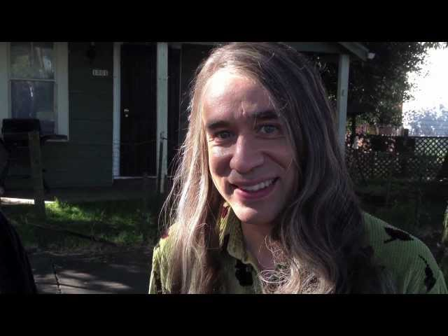 J Mascis of Dinosaur Jr. interviewed by Portlandia's Feminist Bookstore Lady (Fred Armisen)