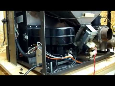 St. Croix Pellet Stove – Periodic Maintenance – YouTube