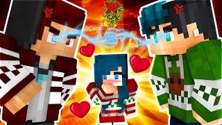 Download Lagu Yandere High School - KISS ME UNDER THE MISTLETOE! [S2: Ep.21 Minecraft Roleplay] Gratis STAFABAND