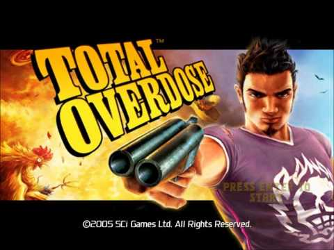Total Overdose Ost - Junkyard Bike Race video