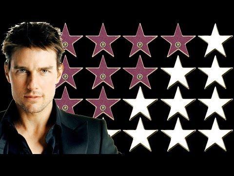 Ranking Tom Cruise - AMC Movie News