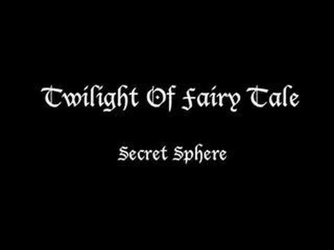 Secret Sphere - Twilight Of Fairytale