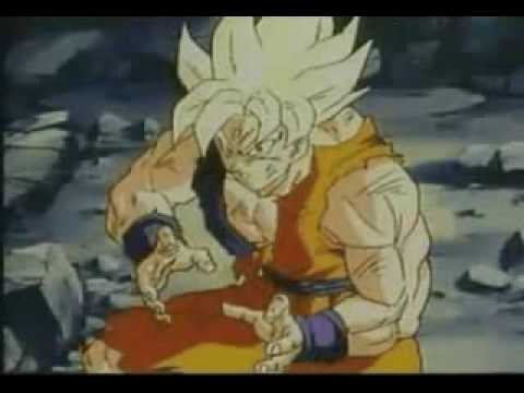 Goku Vs Broly Evanescence-bring Me To Life video