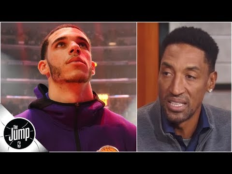 Download Lagu  Scottie Pippen heaps praise on young Lakers for play without LeBron James | The Jump Mp3 Free