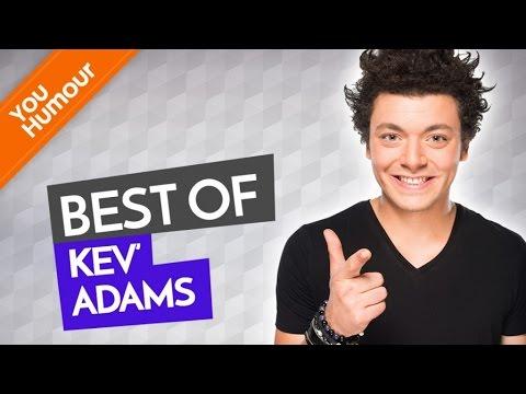 KEV ADAMS - Best Of