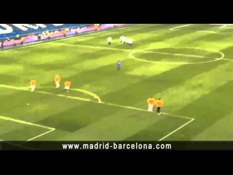 Gritos racistas contra Marcelo en el Santiago Bernabéu