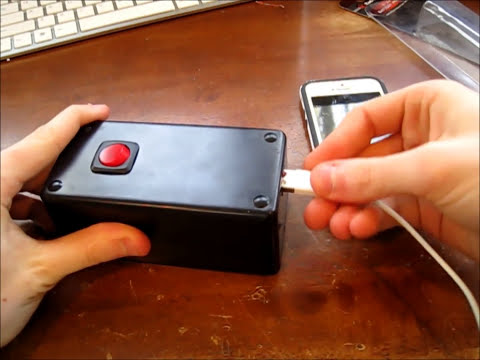How To: Make a Portable USB Charger!