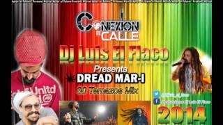 DREAD MAR I - Los 30 Temazos - DJ LUIS EL FLACO - Conexion de Calle - Enganchado Dread Mar-I