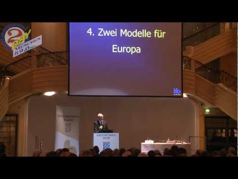 H. W. Sinn zur Situation in der EU (Februar 2012)
