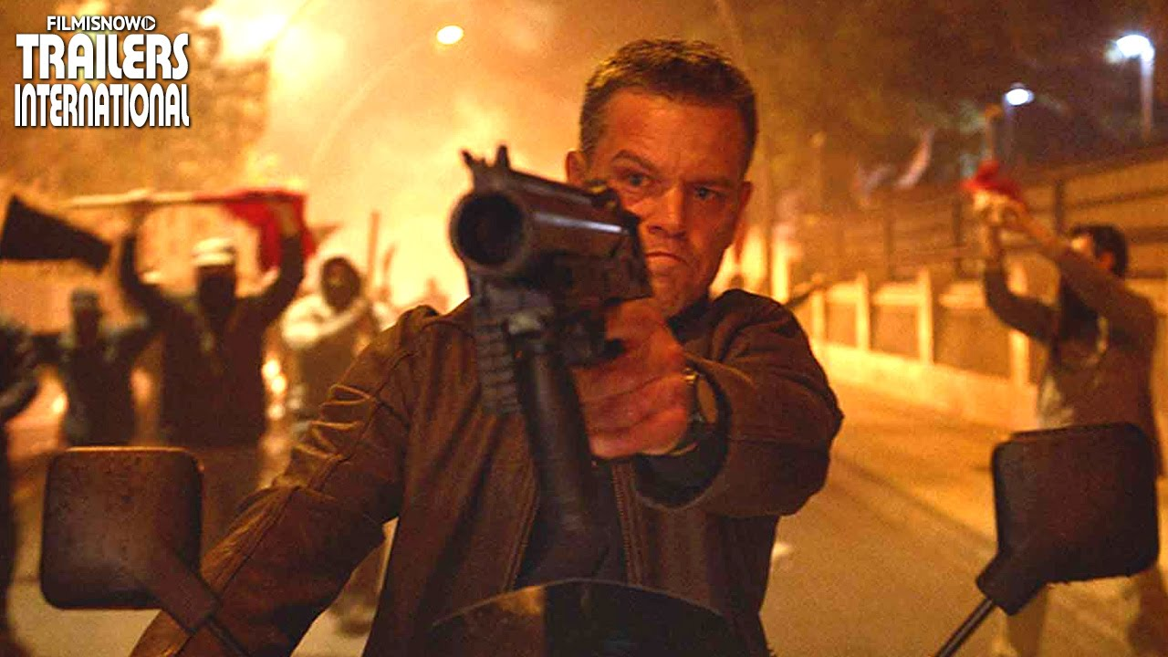 Jason Bourne está de volta I Novo Spot + Trailer