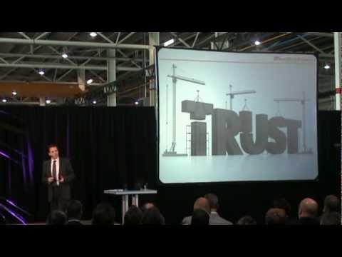 Vanderlande Industries Partner Day 2012 - Edgar Beers - The Future of Supply Chain