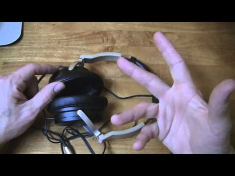 Denon AH-D1100 Over Ear Headphones - Review
