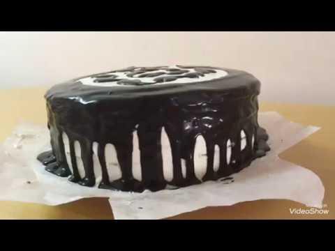 Shokoladli tort skovorodkada/Шоколадный торт на сковородке