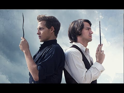 The Greater Good - Harry Potter - Dumbledore and Grindelwald