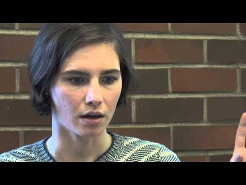 Amanda Knox Full Interview Pt. 1