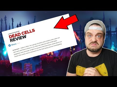 IGN STEALS Smaller YouTuber's Dead Cells Review?!    RGT 85