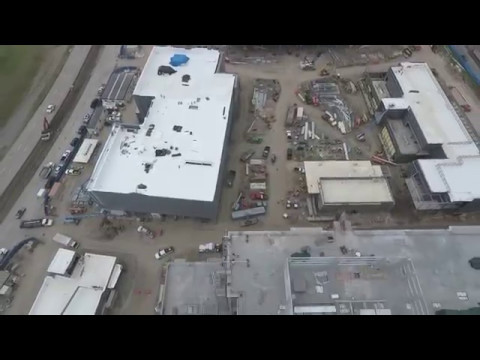 Inside the Irving Music Factory Pavilion: May 2017