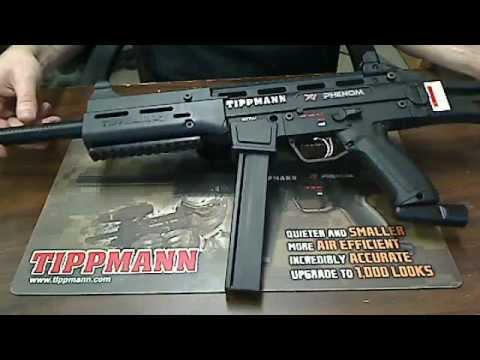 Tippmann X7 Phenom UMP Kit