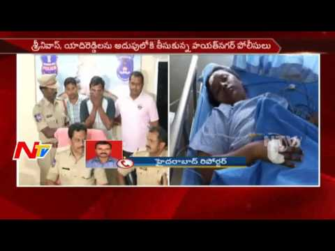 5 Years Baby Fighting for Life after Road Accident in Hyderabad || Live Updates