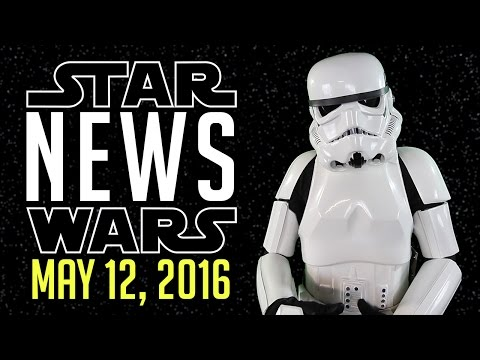 Star Wars News - May 12, 2016 - Battlefront 2, RTS Game, The Star Wars Show, and More!