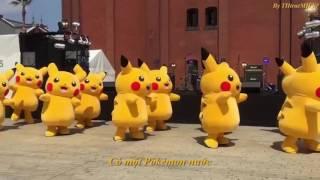 Điệu nhảy dễ thương PIKACHU
