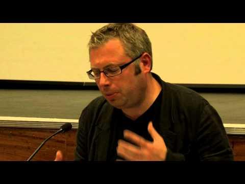 Martin McQuillan: 'Epistemological Enclosure'