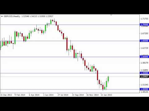 GBP/USD Forecast for the week of February 16 2015, Technical Analysis