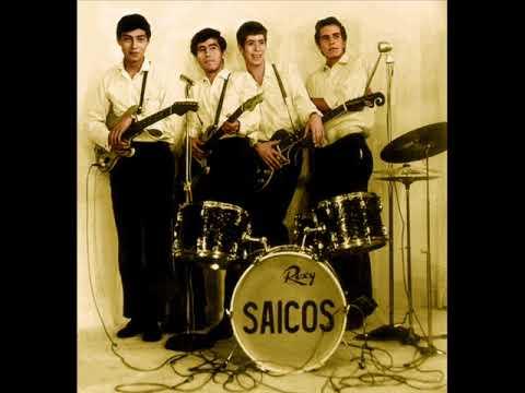 Los Saicos - Besando A Otra